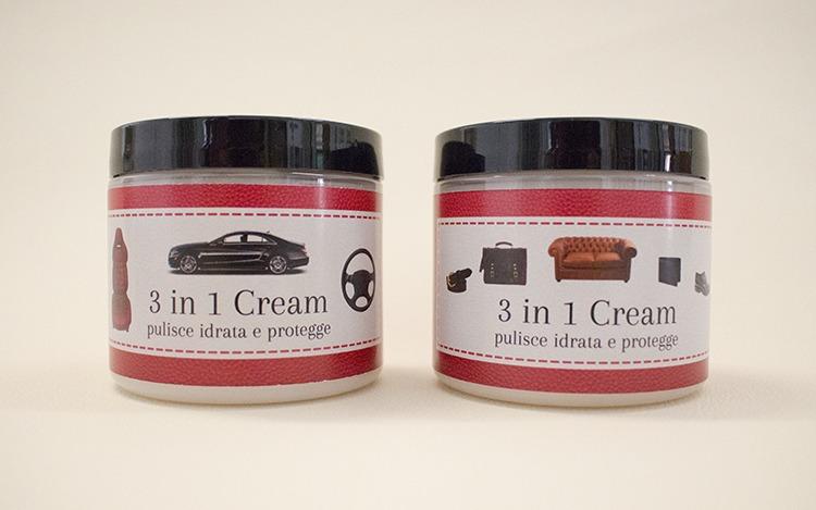 3 in 1 Cream: pulisce, idrata e protegge la pelle